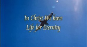 Jesus Christ and eternal life