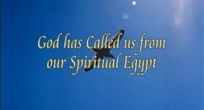 spiritual Egypt and deliverance